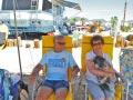 Emerald Cove Resort - Killing time on the Emerald Cove Beach