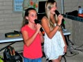 Emerald Cove Resort - Kids enjoying some Karaoke at the Pool Bar