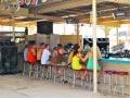 Emerald Cove Resort - Enjoyin some drinks at the Emerald Cove Pool Bar
