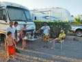 Emerald Cove Resort - Family BBQ time