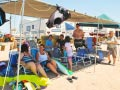 Emerald Cove Resort - Family time on the Emerald Cove Beach