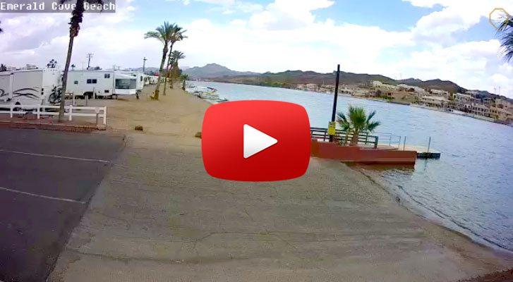 emerald cove resort beach live cam