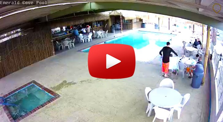 emerald cove resort pool live cam