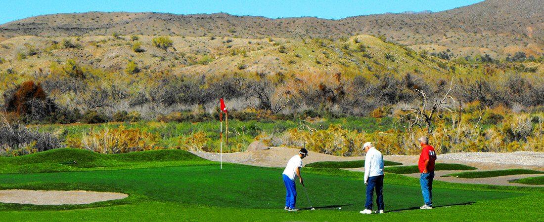Jack Ass Flats Golf Course - Emerald Cove Resort