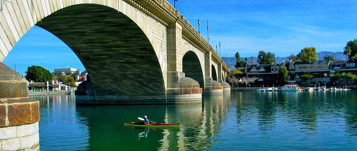 London Bridge in Lake Havasu City